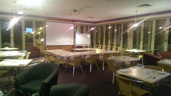 Karinga Motel: Restaurant - Conference Set up
