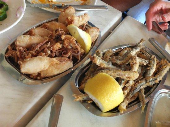 Scholarchio Restaurant : Yummy!