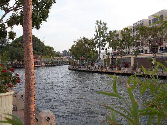 Malacca River: Cruise10