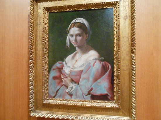 Museo Calouste Gulbenkian: Portrait of a Young Woman