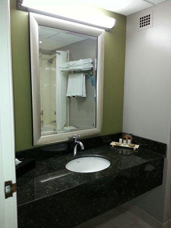 Sawridge Inn and Conference Centre Edmonton South: Bathroom