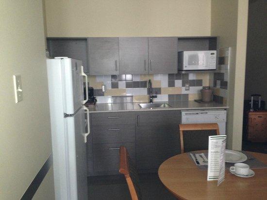 Le Square Phillips Hotel & Suites : Cozinha do quarto