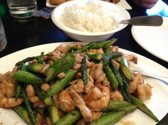 Chicken Shrimp Picture Of Chan 39 S Chinese Restaurant Bend Tripadvisor