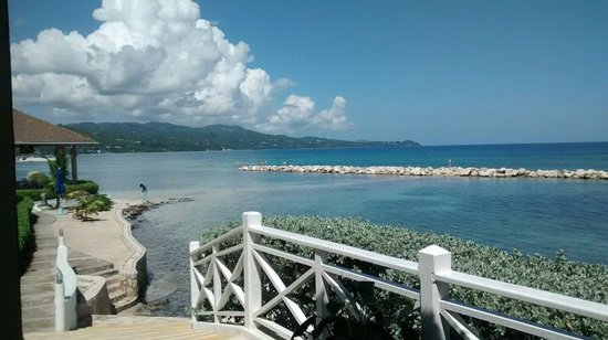 Sunscape Splash Montego Bay : A view from the dining area