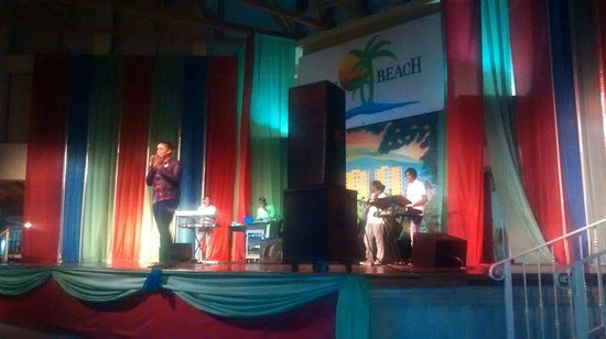 Sunscape Splash Montego Bay : The evening entertainment was always a treat