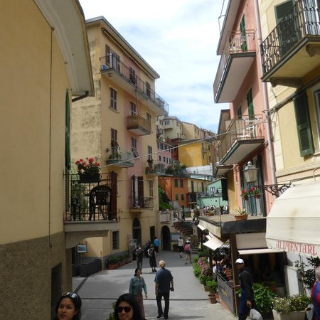 Shore Excursions in Italy : another village