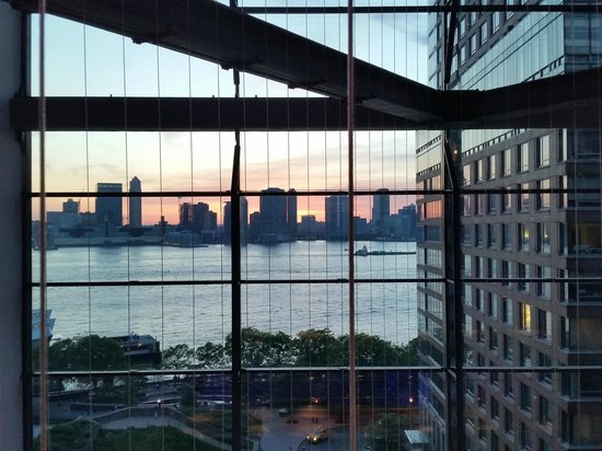 Conrad New York: View from 11th Floor