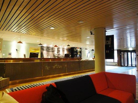 Good Morning+ Helsingborg : Reception