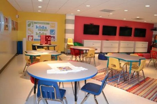 Hilton Sandestin Beach, Golf Resort & Spa: Kid Center