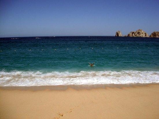 Medano Beach: beautiful sand and waves