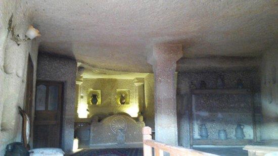 Star Cave Hotel: duplex suite