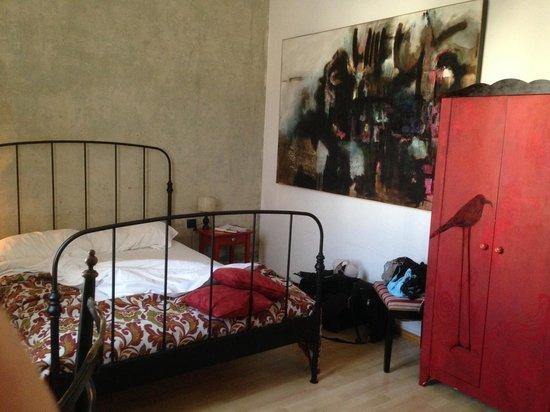 B&B Il Cielo : Bedroom