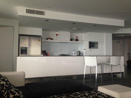 Q1 Resort and Spa: Kitchen