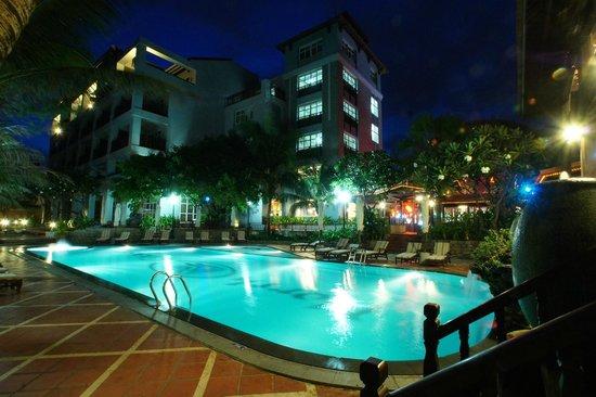 Novela Muine Resort & Spa : Pool