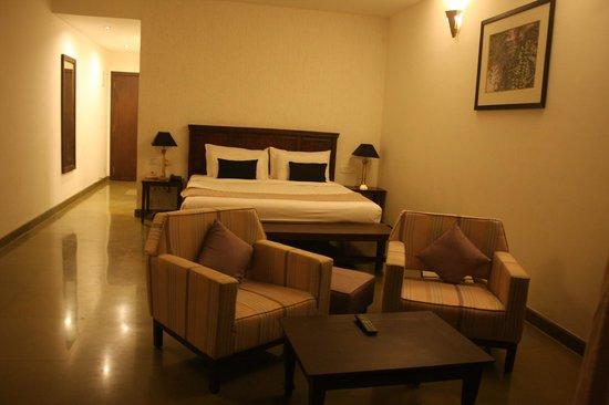 Ambatty Greens Resort - An Amritara Private Hideaway : Our room