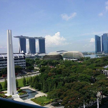 Fairmont Singapore: Fantastic Harbour View