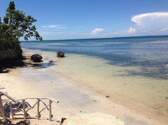 Bantayan Island Nature Park and Resort: Beach