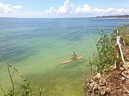 Bantayan Island Nature Park and Resort: Paddle Boarding