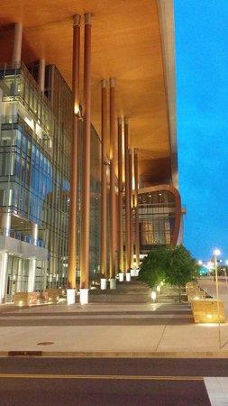Omni Nashville Hotel: The Convention Center