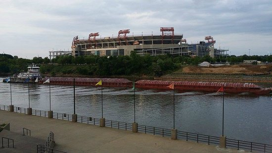 Omni Nashville Hotel: LP Field