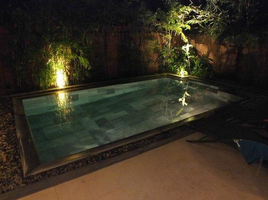 Fusion Maia Da Nang : Private pool part of room
