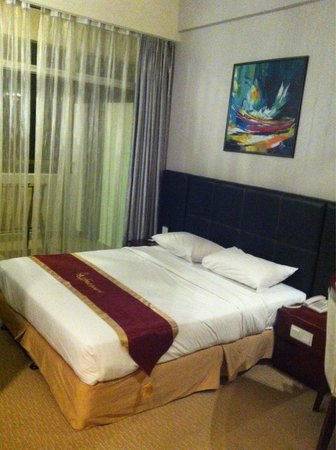 Amansari Residence Resort : Room