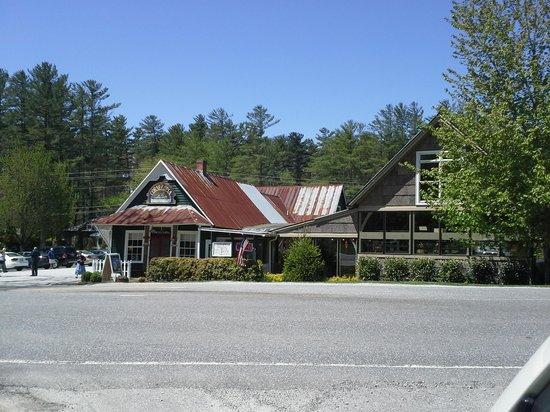 Cornucopia Restaurant: restaurant