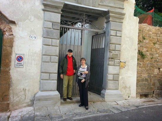 Villa Malavolta: our hosts