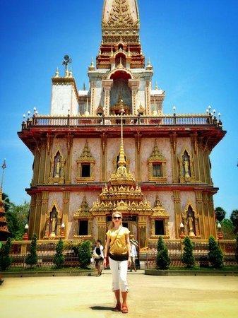 "Wat Chalong : Все ""такое золотое"")"