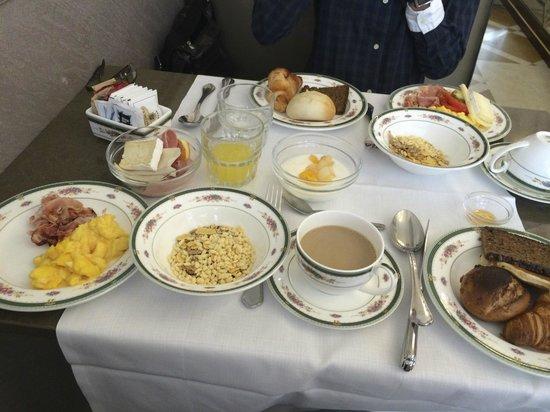 Hotel Ca' dei Conti: 朝食