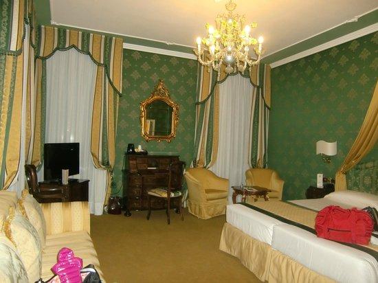 Hotel Ca' dei Conti: 部屋