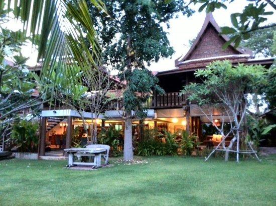 Baan Thai House : Receptie en restaurant
