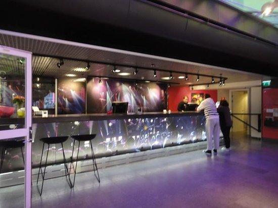 Comfort Hotel Stockholm: ReceptionNo Fraud