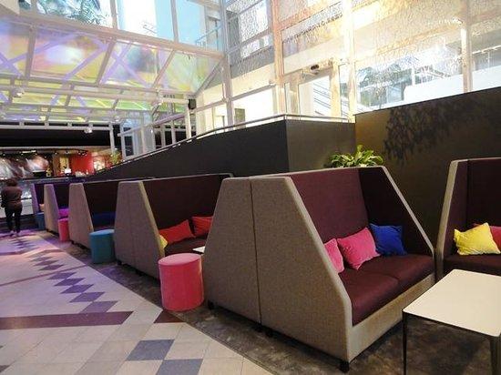 Comfort Hotel Stockholm: Lobby lounge