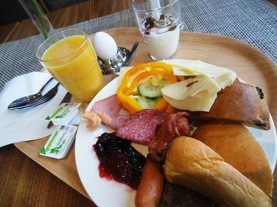 Comfort Hotel Stockholm: Breakfast