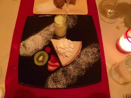 Peter's Restaurante: Peter's Key Lime Pie