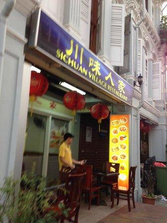 Sichuan Village Restaurant