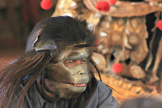Catur Eka Budhi - Bali Dance: Barong & Keris dance