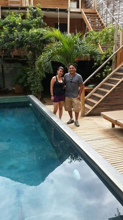 Eco Lodge : Simplemente lo maximo!!!!....  lo recomiendo !!!!! Una experiencia maravillosa