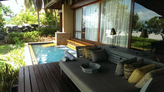 Four Seasons Resort Langkawi, Malaysia: Outside the Villa - Private Pool