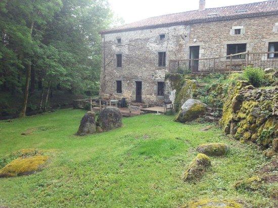La Maillerie: Beautiful old buildings