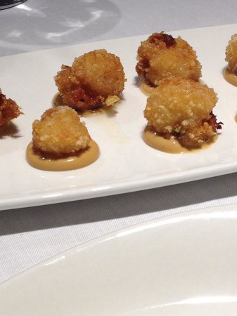 Restaurante Alabaster: Zamburiñas