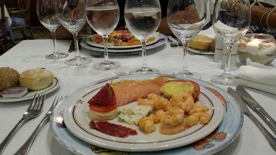 Iberostar Bavaro Suites : Restaurante Mediterrânio