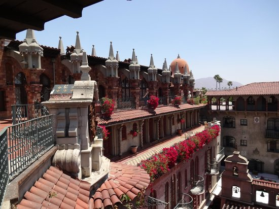The Mission Inn Hotel and Spa : Authors' Row