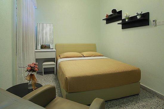 "Twelve Inn Boutique Homestay: ""Serenity"" theme-room"