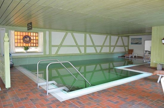 Reindl's Partenkirchner Hof: swimming pool