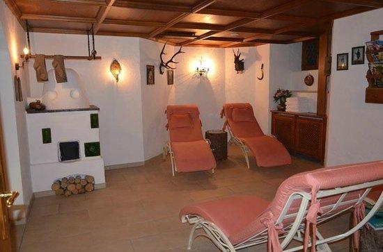 Reindl's Partenkirchner Hof: Stteam room
