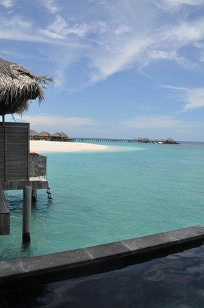 JA Manafaru : View from water villa