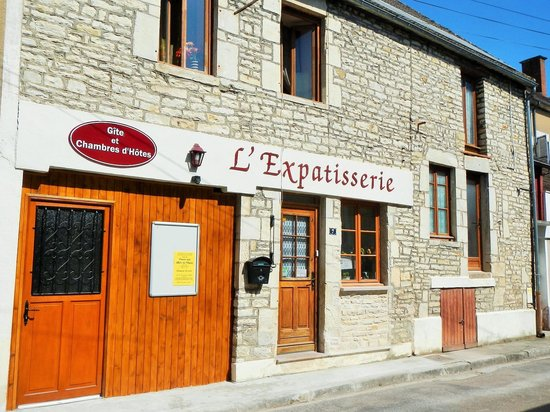 L'Expatisserie & Le Biscottage : l'Expatisserie