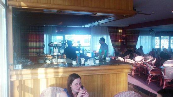 ClubHotel Riu Oliva Beach Resort: große Bar